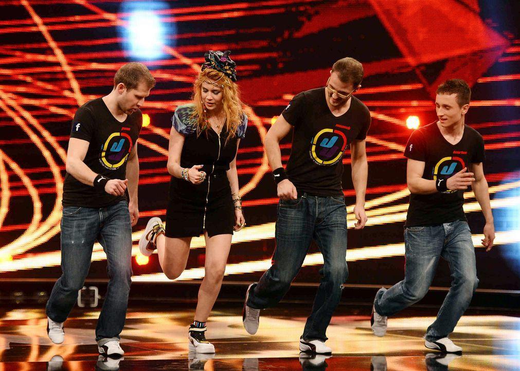 Got-To-Dance-Jump-Jump-11-SAT1-ProSieben-Willi-Weber - Bildquelle: SAT.1/ProSieben/Willi Weber