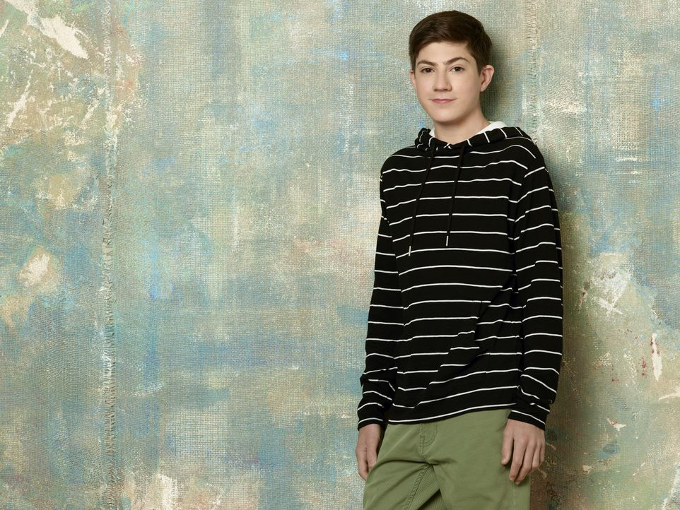 (2. Staffel) - Ray (Mason Cook) - Bildquelle: 2017-2018 American Broadcasting Companies. All rights reserved.
