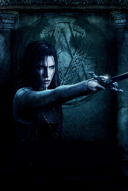 Underworld: Aufstand der Lykaner - Artwork - mit Rhona Mitra - Bildquelle: 2009 Lakeshore Entertainment Group LLC. All Rights Reserved.