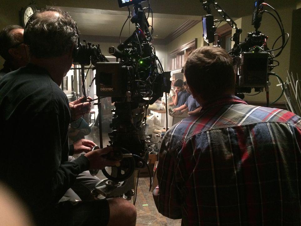 Aus dem Auge der Kamera - Bildquelle: CBS