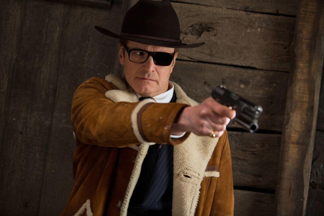Harry Hart (Colin Firth) - Bildquelle: Giles Keyte 2017 Twentieth Century Fox Film Corporation. All rights reserved. / Giles Keyte