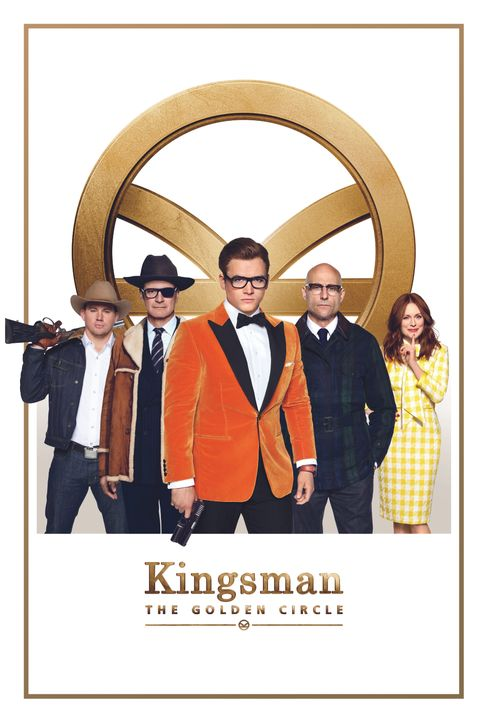 Kingsman: The Golden Circle - Artwork - Bildquelle: 2017 Twentieth Century Fox Film Corporation. All rights reserved.
