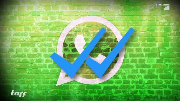 taff - Video - Der blaue Haken bei WhatsApp - ProSieben
