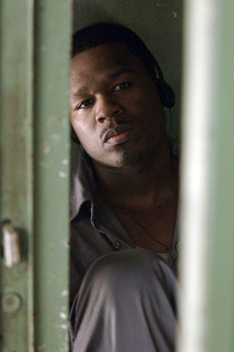 Gerade noch einmal dem Tod von der Schüppe gesprungen, landet Marcus (50 Cent) im Knast. Dort beginnt er über sein Leben nachzudenken und fasst de... - Bildquelle: 2005 by PARAMOUNT PICTURES. All Rights Reserved.