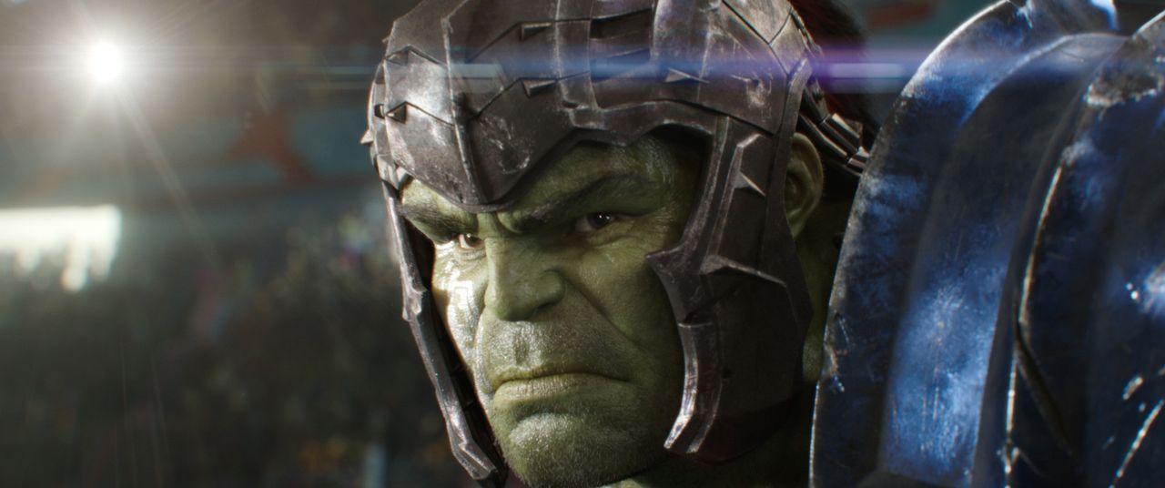 Hulk (Mark Ruffalo) - Bildquelle: Marvel Studios 2017