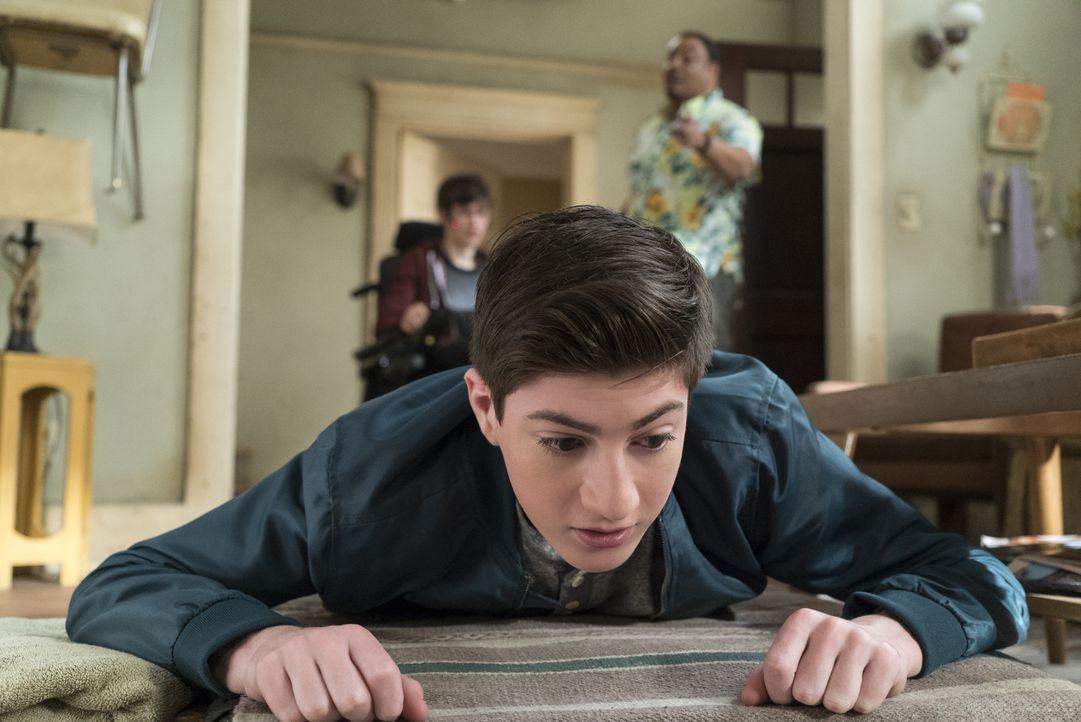 Ray DiMeo (Mason Cook) - Bildquelle: 2017-2018 American Broadcasting Companies. All rights reserved.