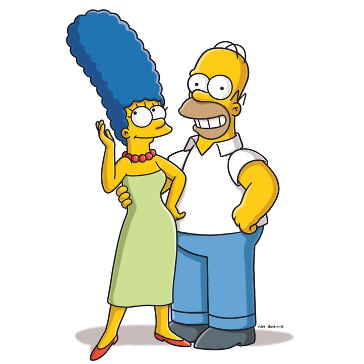 (32. Staffel) - Marge (l.); Homer (r.) - Bildquelle: 2020 Twentieth Century Fox Film Corporation.  All rights reserved.