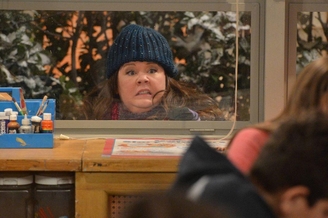 Entscheidet sich dafür, erst einmal eine Pause vom Bücherschreiben zu nehmen: Molly (Melissa McCarthy) ... - Bildquelle: Warner Brothers