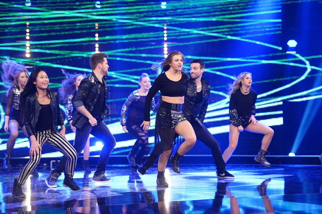 Got-To-Dance-Diced13-09-SAT1-ProSieben-Willi-Weber - Bildquelle: SAT.1/ProSieben/Willi Weber