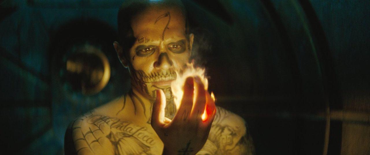 Diablo (Jay Hernandez) - Bildquelle: Warner Bros.