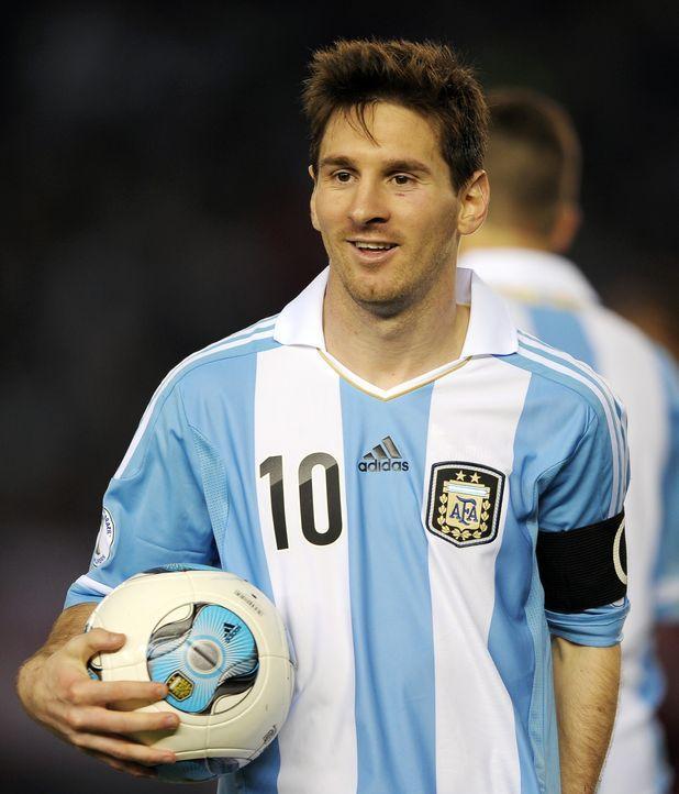 Lionel-Messi-13-03-22-AFP - Bildquelle: AFP