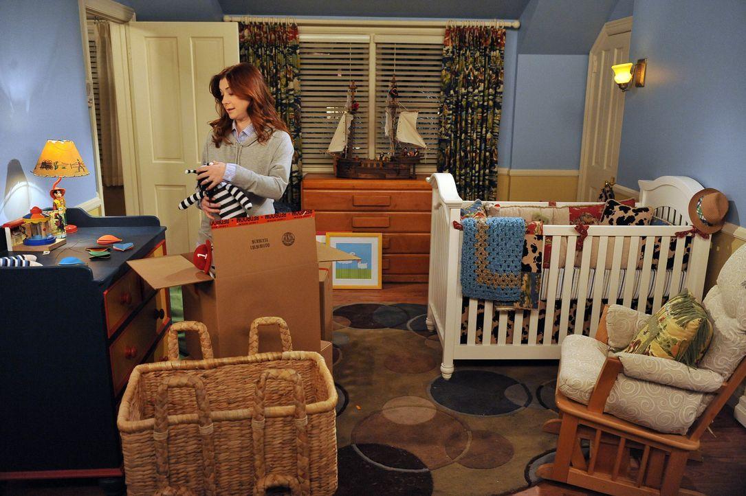 Muss sich mit der Beziehung zu ihrem Vater auseinander setzen: Lily (Alyson Hannigan) ... - Bildquelle: 20th Century Fox International Television