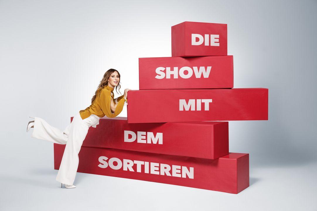 Jeannine Michaelsen - Bildquelle: Moritz Künster ProSieben / Moritz Künster