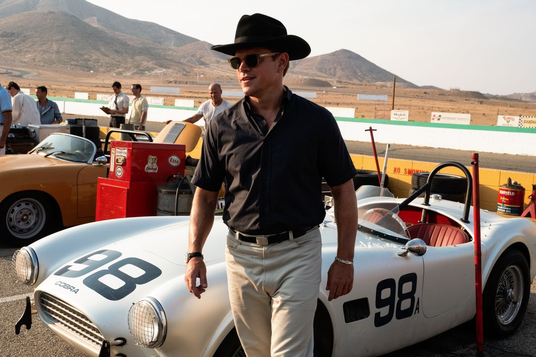 Carroll Shelby (Matt Damon) - Bildquelle: Merrick Morton 2019 Twentieth Century Fox Film Corporation. All rights reserved. / Merrick Morton