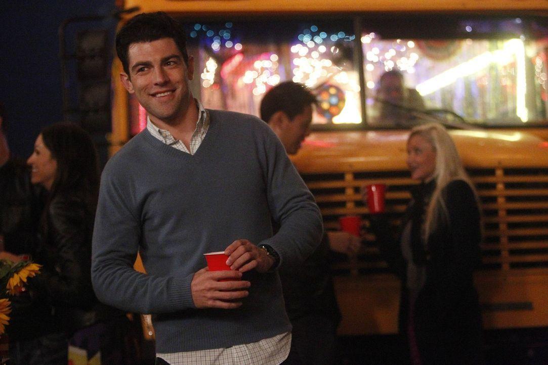 Die Überraschungsparty für Schmidt (Max Greenfield) ist Jess gelungen ... - Bildquelle: 20th Century Fox