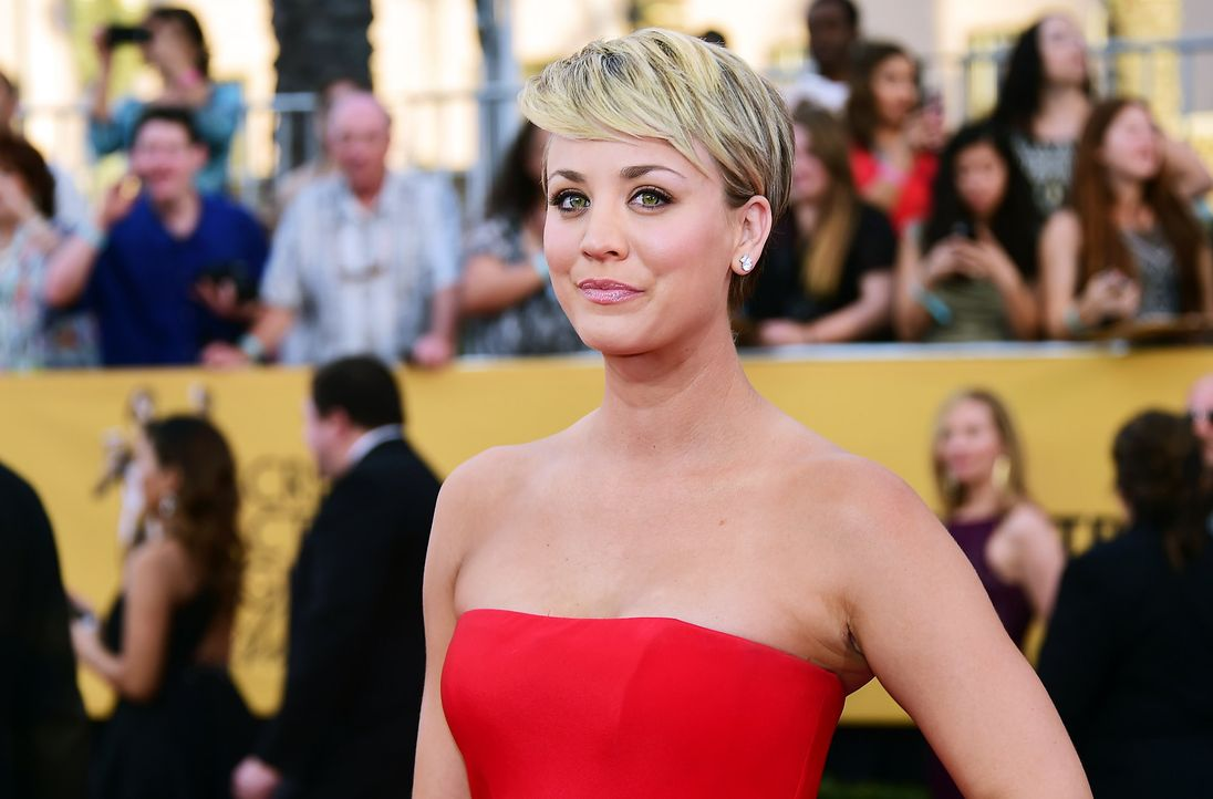 Kaley-Cuoco-Sweeting-150125-AFP - Bildquelle: AFP