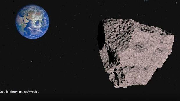 Asteroid Trifft Erde 2021