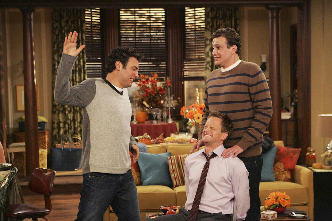 how-i-met-your-mother-special-klapsgiving2-09-20th-century-fox-international-televisionjpg 1536 x 1024 - Bildquelle: 20th Century Fox International Television