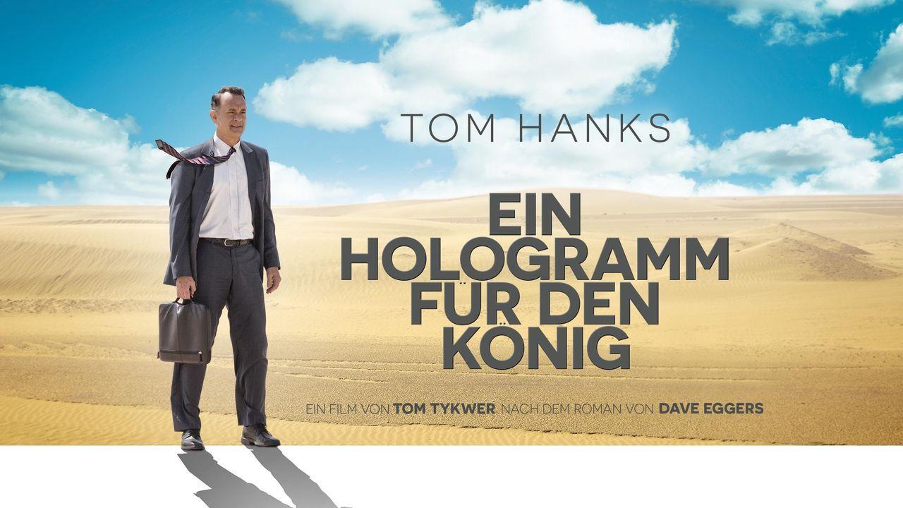 Ein Hologramm für den König - Artwork - Bildquelle: Oberon Film GmbH