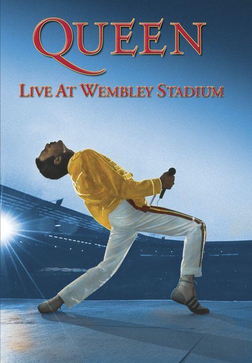Queen: Live at Wembley - Artwork - Bildquelle: Queen Productions Ltd.