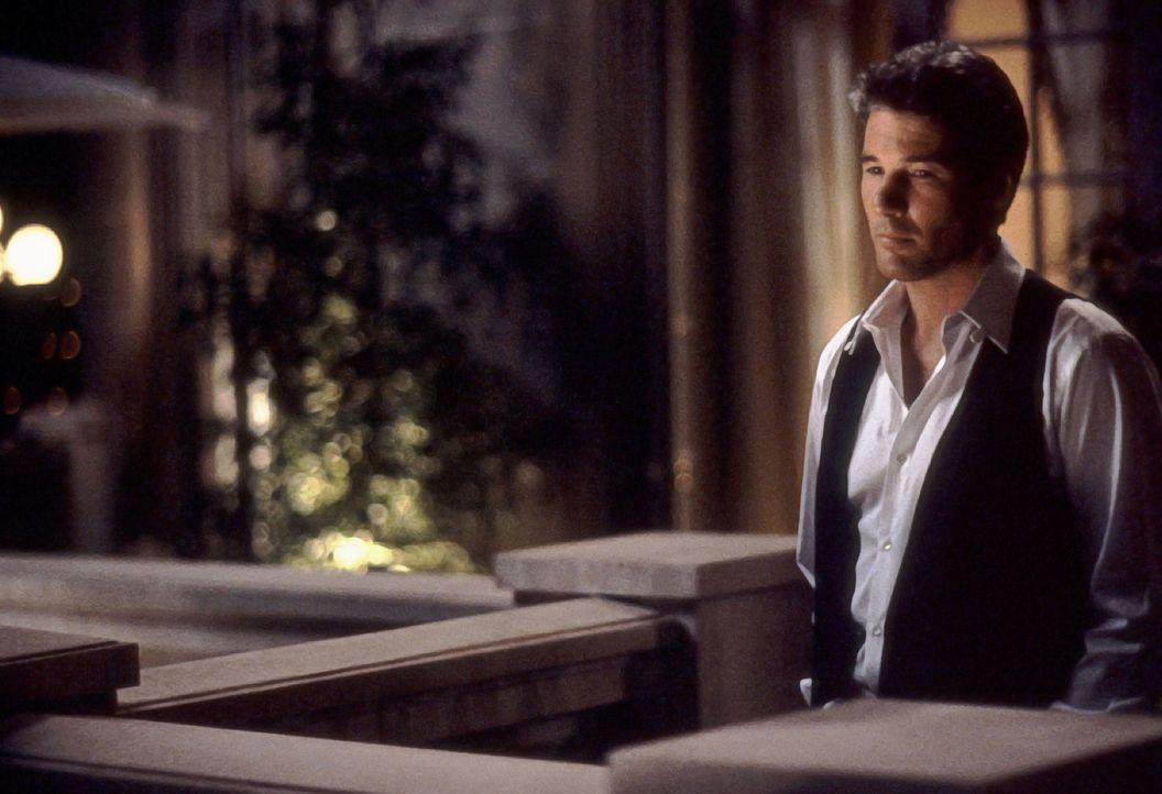 Hat sein Herz an die Prostituierte Vivian verloren: Multimillionär Edward Lewis (Richard Gere). Doch hat ihre Liebe eine Chance? - Bildquelle: Touchstone Pictures. All Rights Reserved.