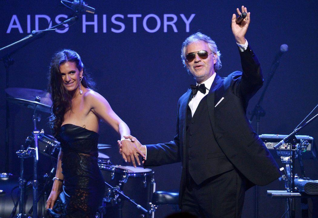 Cannes-Filmfestival-Andrea-Bocelli-140522-AFP - Bildquelle: AFP