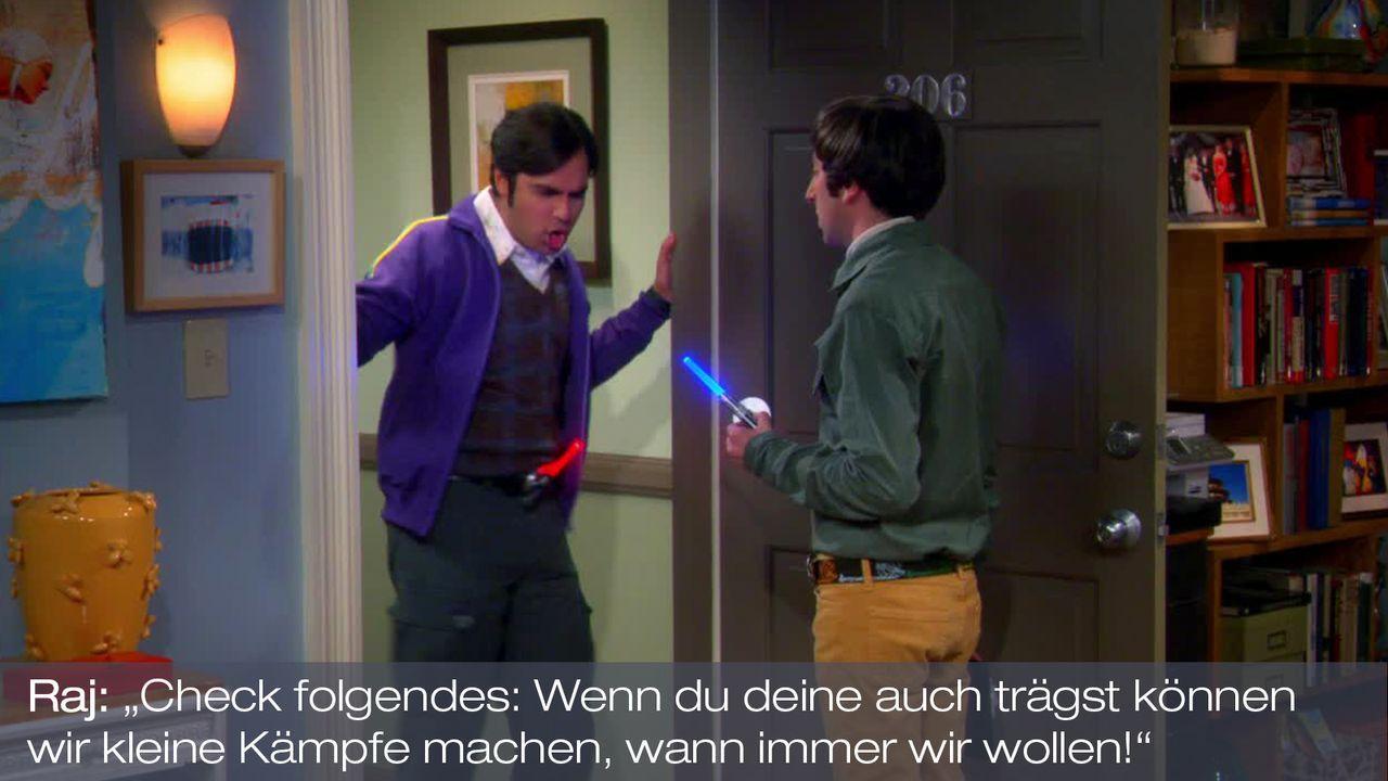 Staffel 7 Folge 7 - Zitat 12 - Bildquelle: Warner Bros. Television