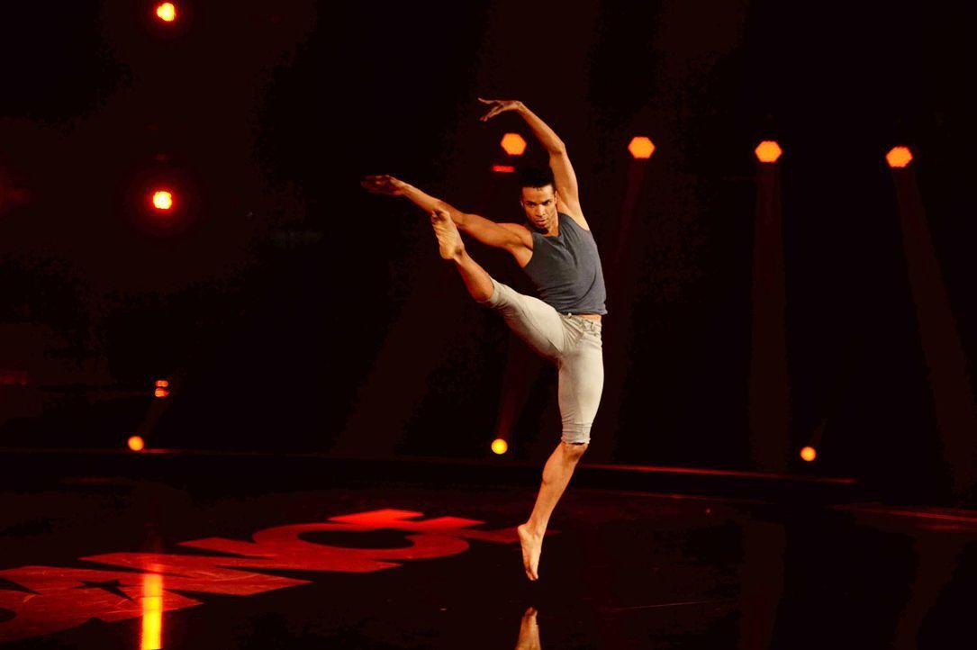 Got-To-Dance-Kris-Jobson-08-SAT1-ProSieben-Willi-Weber - Bildquelle: SAT.1/ProSieben/Willi Weber