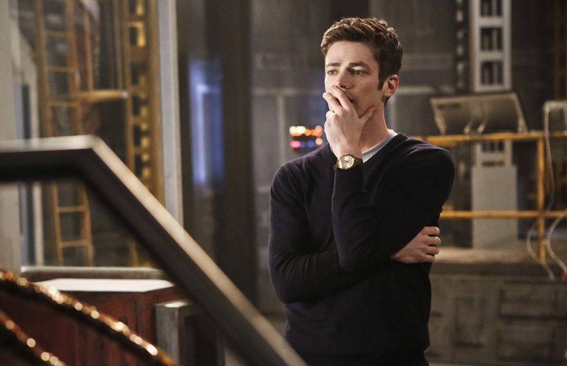 Die Stadt braucht Flash, aber ist eine erneute Partikelbeschleuniger-Explosion der beste Weg, um Barry (Grant Gustin) wieder die nötige Schnelligkei... - Bildquelle: Warner Bros. Entertainment, Inc.
