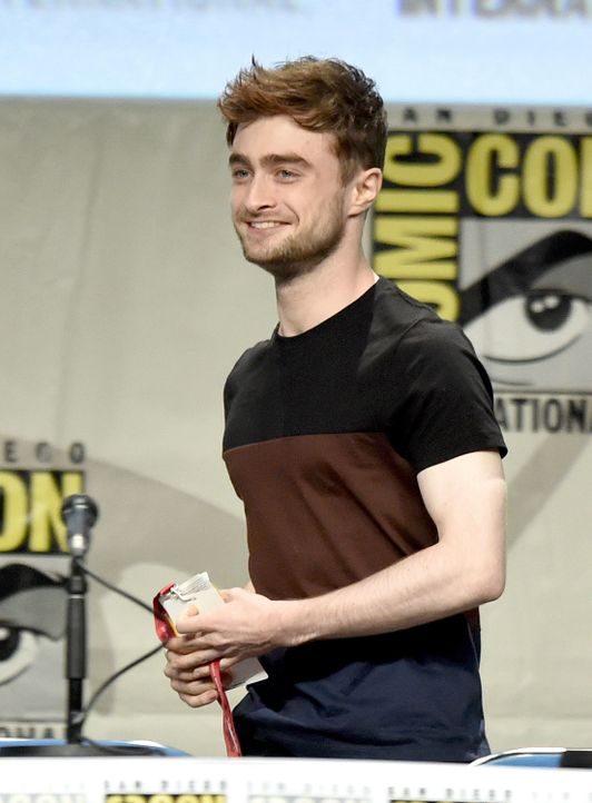 Daniel-Radcliffe-14-07-25-AFP - Bildquelle: getty-AFP