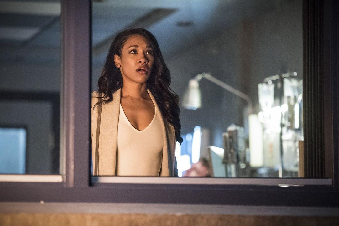 Ist es bereits zu spät, als Iris (Candice Patton) erkennt, wie mächtig ihre neuste Widersacherin Magenta wirklich ist? - Bildquelle: 2016 Warner Bros.