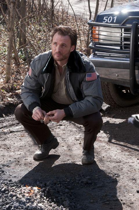 Seit seiner Kindheit jagt Marcus (Greg Bryk) Werwölfe. Eines Tages jedoch sieht er sich einer neuen Bedrohung ausgesetzt ... - Bildquelle: Christos Kalohoridis 2010 C/P TIFPRO I Productions Inc. All Rights Reserved.