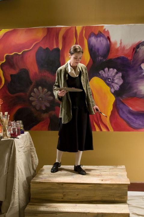 Die Künstlerin Georgia O'Keeffe (Joan Allen) steht am Ende ihrer physischen und psychischen Kraft ... - Bildquelle: 2009 Sony Pictures Television Inc. All Rights Reserved.