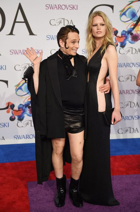 CFDA-Fashion-Awards-Chris-Kattan-14-06-02-AFP - Bildquelle: AFP