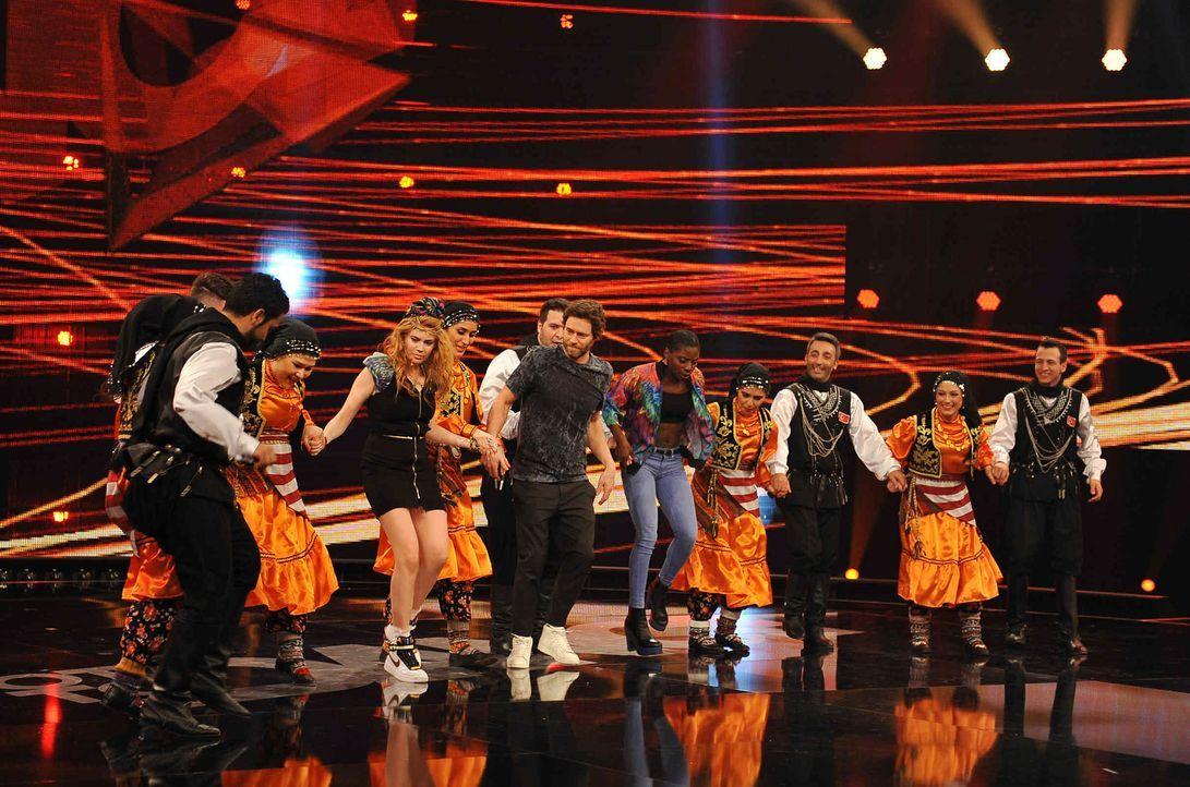 Got-To-Dance-BEM-Folkdance-03-SAT1-ProSieben-Willi-Weber - Bildquelle: SAT.1/ProSieben/Willi Weber