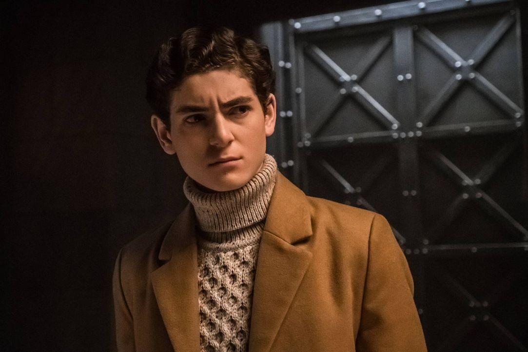 Nach der Zusammenarbeit mit Shaman ist Bruce (David Mazouz) kaum wiederzuerkennen. Ist er wirklich bereit, Gotham zu zerstören? - Bildquelle: Warner Brothers