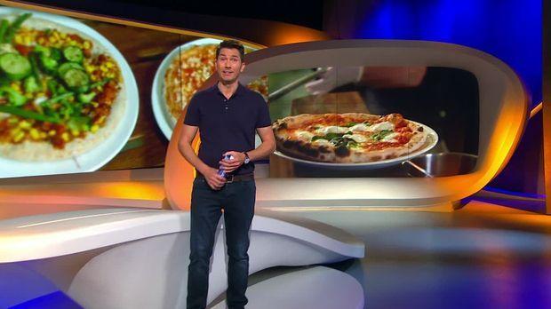 Galileo - Galileo - Montag: Der Perfekte Pizzateig
