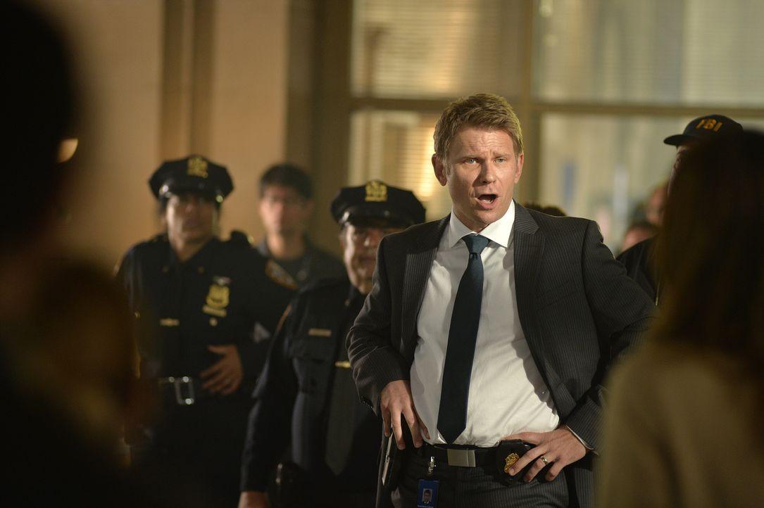 Auf der Suche nach Alex: Clayton Haas (Mark Pellegrino) ... - Bildquelle: 2015 ABC Studios