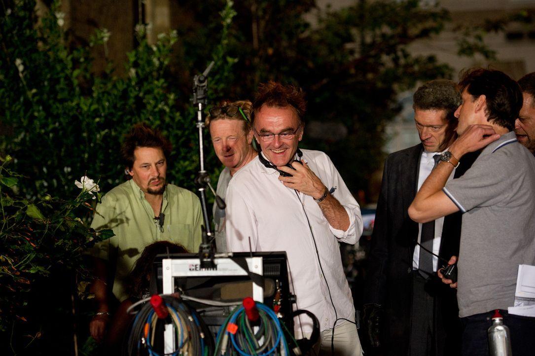 Regisseur Danny Boyle, M. in Trance - Gefährliche Erinnerung - Bildquelle: 2013 Twentieth Century Fox Film Corporation.  All rights reserved.