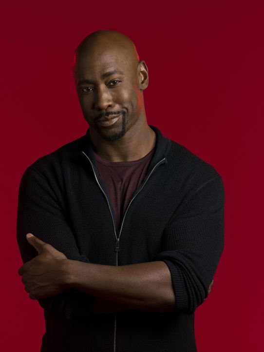 Amenadiel (D.B. Woodside) - Bildquelle: Jason Bell 2017 Fox Broadcasting Co./Jason Bell