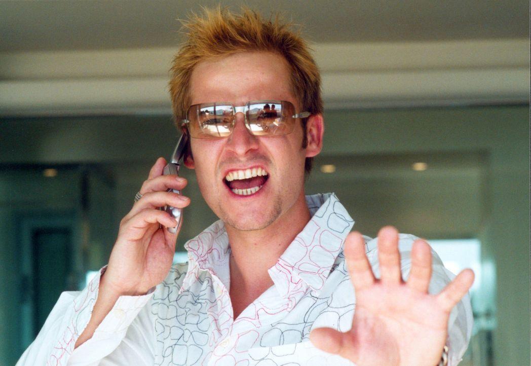 Ist Ben ein Dorn im Auge: DJ Kool (Niels Bruno Schmidt) ... - Bildquelle: Concorde Filmverleih GmbH