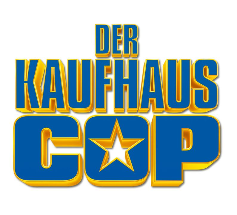 Der Kaufhaus Cop - Logo - Bildquelle: 2009 Columbia Pictures Industries, Inc. and Beverly Blvd LLC. All Rights Reserved.