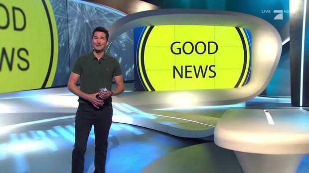 Galileo - Galileo - Montag: Good News - Lunge Aus Dem Drucker