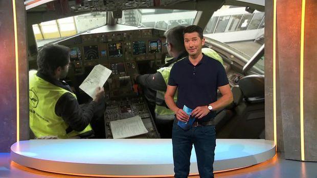 Galileo - Galileo - Freitag: Flugzeugwartung In Zeiten Von Corona