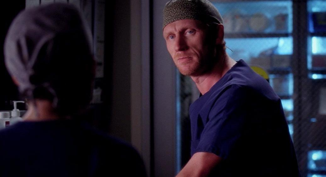 Grey's Anatomy - Staffel 9 Episode 9: Owen (Kevin McKidd) - Bildquelle: ABC Studios
