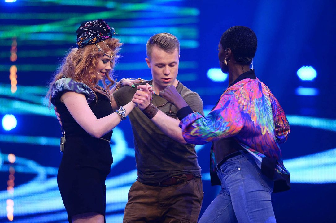 Got-To-Dance-Kim-Alex-22-SAT1-ProSieben-Willi-Weber - Bildquelle: SAT.1/ProSieben/Willi Weber