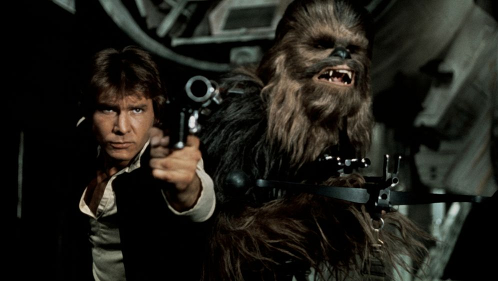 Star Wars: Eine neue Hoffnung - Bildquelle: Lucasfilm LTD. & TM. All Rights Reserved.