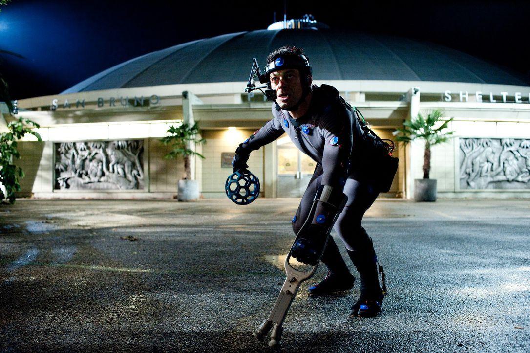 Die Primaten wurden nicht von Schauspielern in Masken verkörpert, sondern im sogenannten Performance-Capture-Verfahren verwirklicht: Bewegung, Gest... - Bildquelle: 2011 Twentieth Century Fox Film Corporation. All rights reserved.