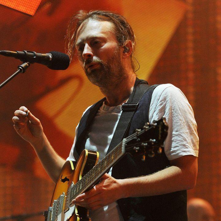 radiohead-konzert-buehnenzusammenbruch 1200 x 1200 - Bildquelle: World Entertainment News Network