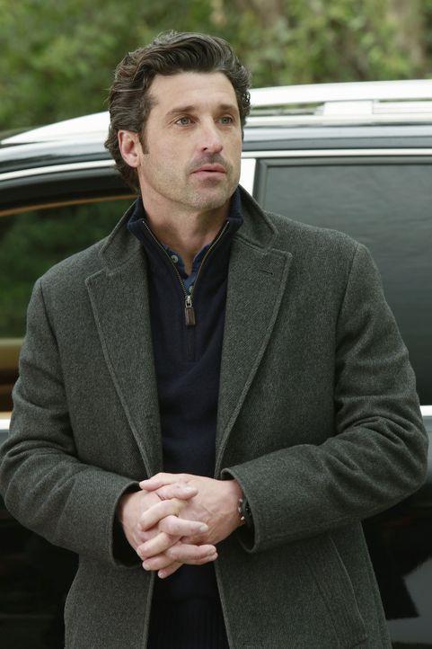 Derek (Patrick Dempsey) will sich bei einem Kollegen für sein Verhalten entschuldigen ... - Bildquelle: ABC Studios
